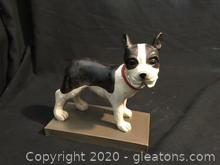Bull Dog Statue