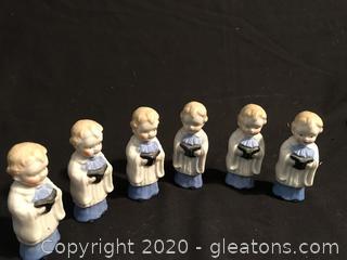 Antique 6 choir  Boys