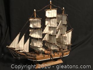 Fragata Sailing Ship