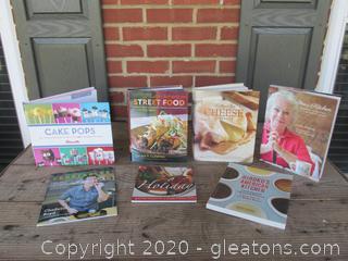 7 Cook Books