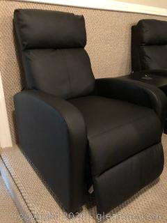 Home Theater Manual Recliner C