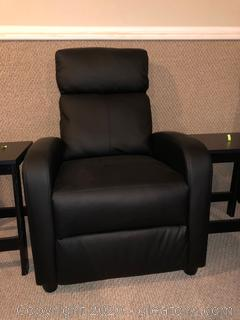 Home Theater Manual Recliner D