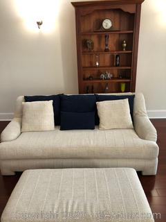 Classic House Signature Collection Sofa