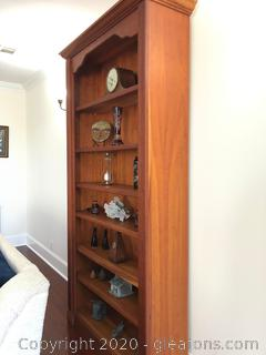 Handcrafted Book Shelf B