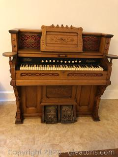 Miller Pump Organ