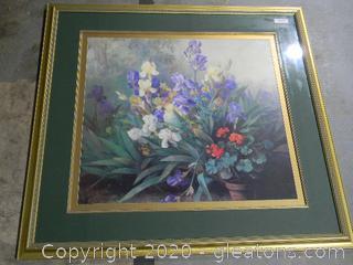 Nature Floral Print