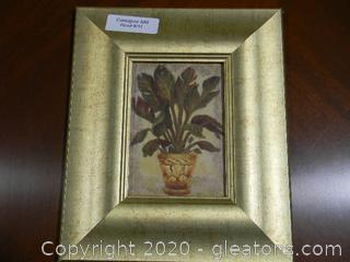 Small Plant Wall Print
