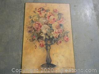 Floral Still Life Print