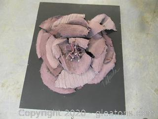 Floral Wall Decor