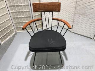 Mid Century Modern Side Chair (B)