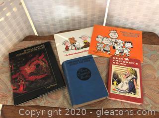 Lot of 5 Children's Book
