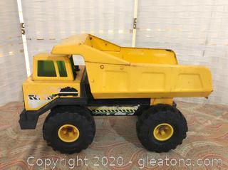 Vintage Mighty Diesal Dump Truck (B)