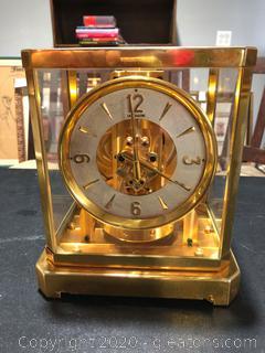 Jaeger LeCoultre Atmos Swiss Mantle Clock