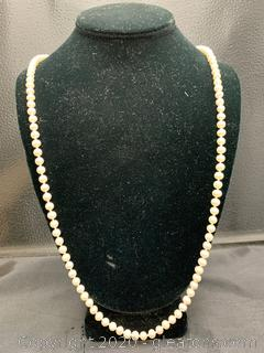 "36"" Pearl Necklace"