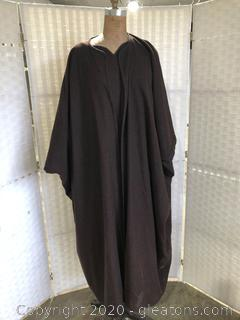 Eskandar Dress With Overcoat (Neiman Marcus Sizes 0 & 2)