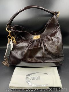 Just Cavali Large Hobo Bag