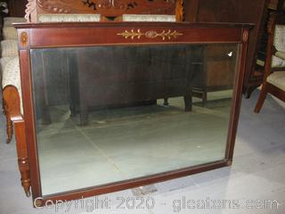 Mirror That Goes With Lot 1022