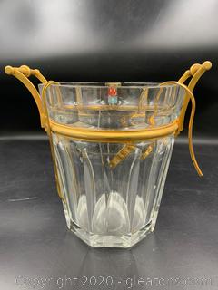 Baccarat Harcourt Champagne Bucket Retails At $6,000