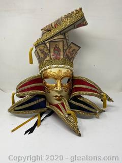 Otto Bassano Original Mask