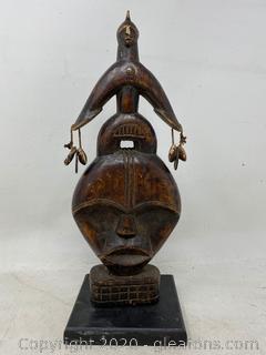 Small Totem W\ Seashells on string