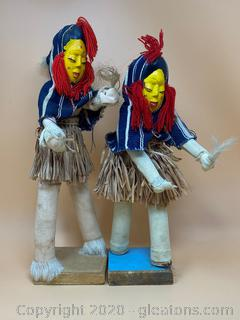 Handmade Sculptures From Ivory Coast