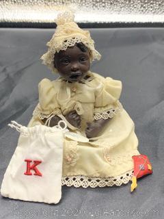 "Daddy's Babies Alphabet Babies ""K"""