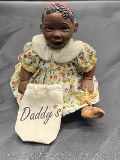 "Daddy's Babies Alphabet Babies ""S"""