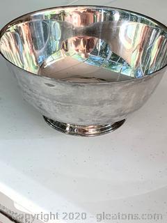 Vintage Oneida Silver Revere Bowl