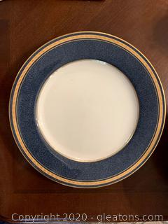 Discontinued Mikasa Imperial Lapis Serving Platter