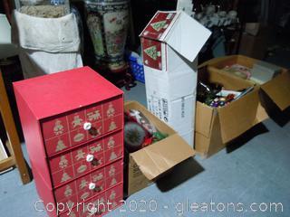 Large Christmas Lot