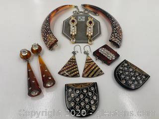 Collection of Italian Costume Jewelry