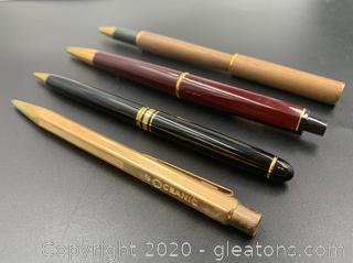 Assortment of Luxury Pens