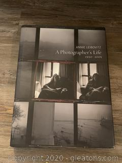 "Annie Leibovits ""A Photographers Life 1990-1005"""