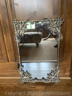 Uttermost Wall Hanging Mirror