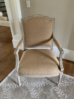 Large Arm Chair From Kravets