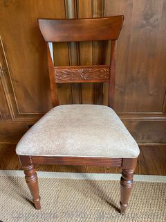 Ethan Allen British Classics Side Chair
