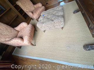 Pottery Barn Fiber Area Rug