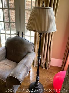 Ethan Allen Floor Lamp