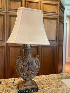 Vintage Style Table Lamp (B)