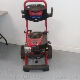 Troy-Bilt 2700 Max PSI Pressure Washer