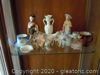 Lot of Porcelain Pieces