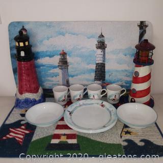 Lighthouse Lot