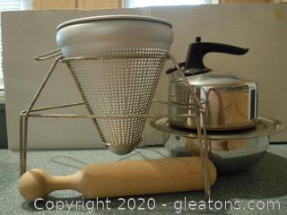 3 Vintage Kitchen Tools