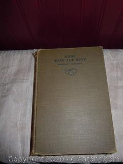Gone with the Wind 4th Edition 1937