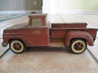 Vintage Metal Tonka Pick-Up