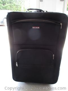Easy Roller Black Suit Case