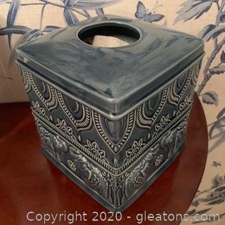 Zannibar Tissue Cube