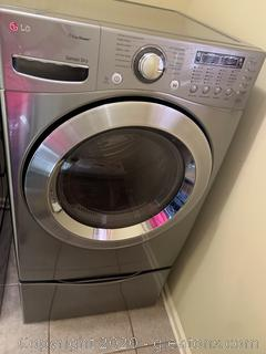 LG True Steam Dryer