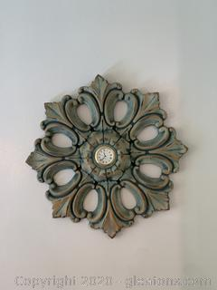 Round Decorative Wall Clock