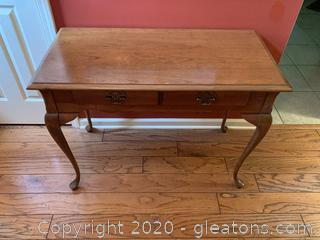 Vintage Hall/Console Table